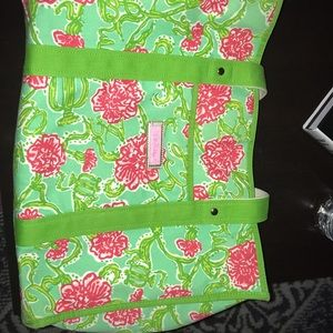 Lilly Pulitzer Alpha Chi Omega Tote
